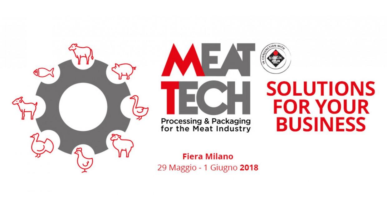 Fiera Meat-Tech 2018